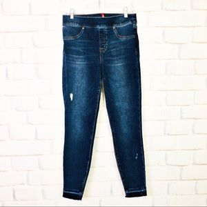 SPANX Pants - Spanx Distressed Skinny Jeans/Jeggings